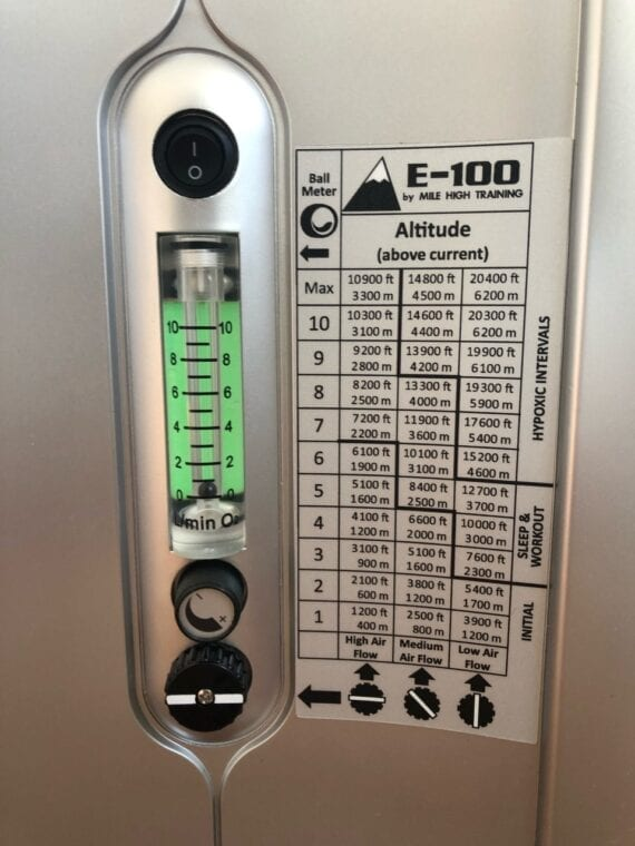High Altitude Generator