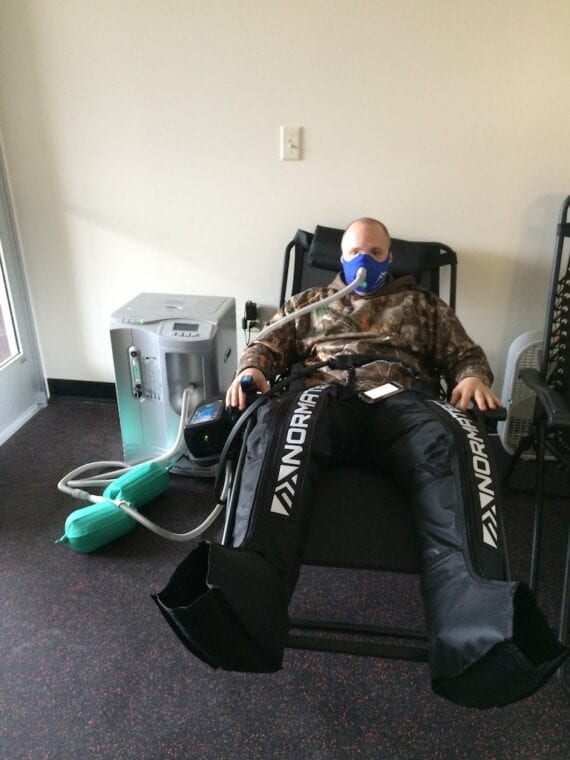 Altitude Mask Breathing