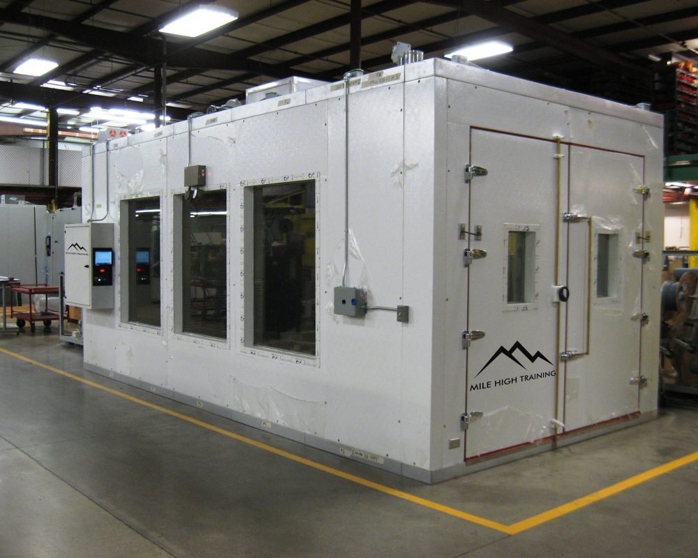 Environmental Chamber with altitude