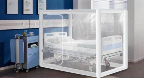 Isolation Tent for Coronavirus
