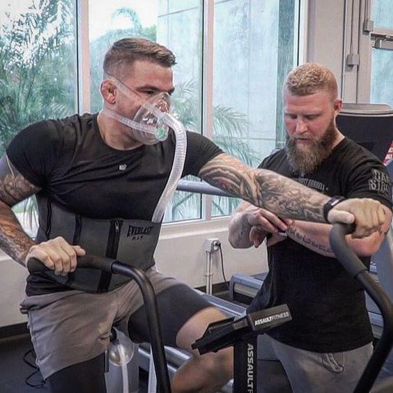 UFC Altitude Training